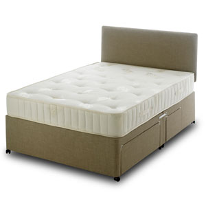 Star Master Ortho Classic 4FT Small Double Divan Bed