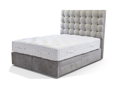 Millbrook Beds Enchantment 3000 4FT Small Double Divan Bed