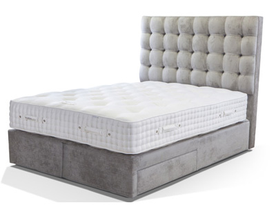 Millbrook Beds Temptation 2000 4FT 6 Double Divan Bed