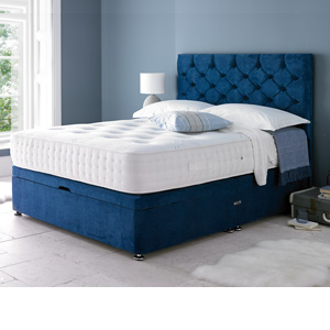 Giltedge Beds Tuscany 4FT 6 Double Divan Bed