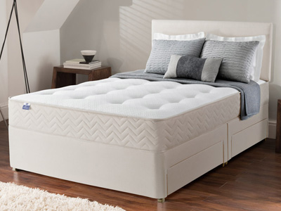 Silentnight Torino 6FT Superking Divan Bed