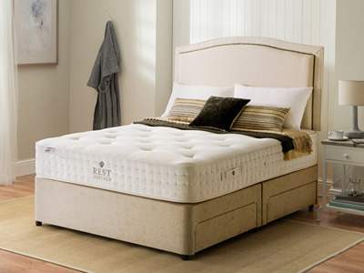 Rest Assured Rufford 5FT Kingsize Divan Bed