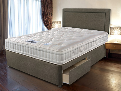 Sleepeezee Backcare Extreme 1000 4FT Small Double Divan Bed