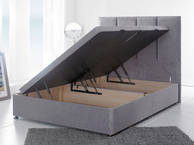 Giltedge Beds Side Opening  Ottoman Base