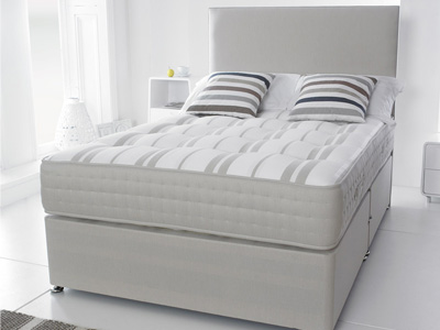 Giltedge Beds Baroness Ortho 1000 5FT Kingsize Divan Bed