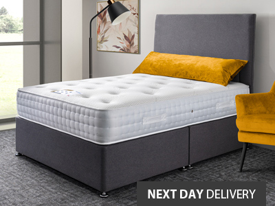Giltedge Beds Ascot Dual Season 6FT Superking Divan Bed