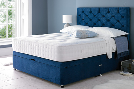 Giltedge Beds Sanctuary 1000 6FT Superking Divan Bed