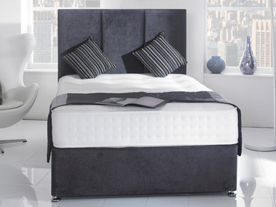 Giltedge Beds Princess 2000 4FT Small Double Divan Bed