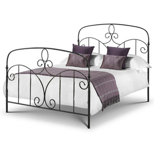 Julian Bowen Corsica 3FT Single Metal Bedstead