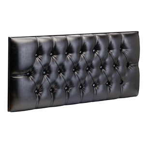 New Design Diotima 4FT 6 Double Fabric Headboard