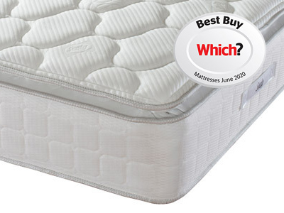 Sealy Nostromo 4FT 6 Double Mattress