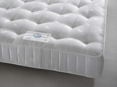 Star-Ultimate Windsor Luxury 3000 4FT Small Double Mattress