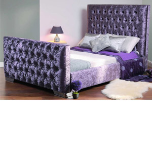 Sweet Dreams Vibe 5FT Kingsize Fabric Bedframe