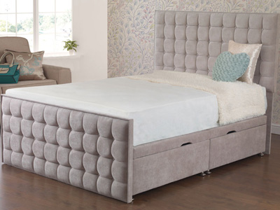 Sweet Dreams Style Classic  Fabric Divan