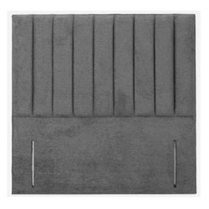 Giltedge Beds Empire 4FT 6 Double Velvet Fabric Headboard - Full Length