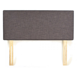 Giltedge Beds Regent 4FT Small Double Velvet Fabric Headboard On Struts