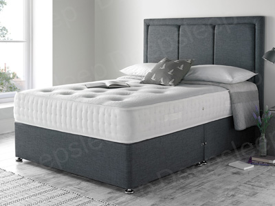 Giltedge Beds Bronze 1500 4FT 6 Double Divan Bed