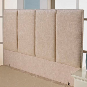 Giltedge Beds Madison 4FT Small Double Fabric Headboard - Full Length