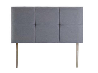 Silentnight Castelo 3FT Single Fabric Headboard