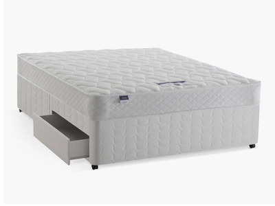 Silentnight Mirastar Comfort 4FT 6 Double Divan Bed