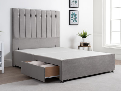 Giltedge Beds 4FT Small Double Divan Base