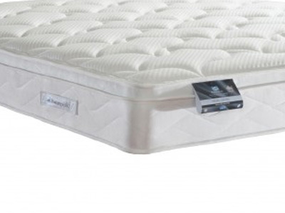 Sealy Pearl Geltex 5FT Kingsize Mattress