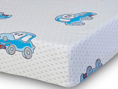 Visco Therapy Choo Choo Comfy 3FT Single Mattress