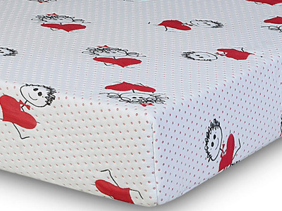 Visco Therapy Moo Moo Comfy 2FT 6 Small Single Mattress