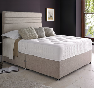 Giltedge Beds Flex Fusion Zip & Link 6FT Superking Mattress