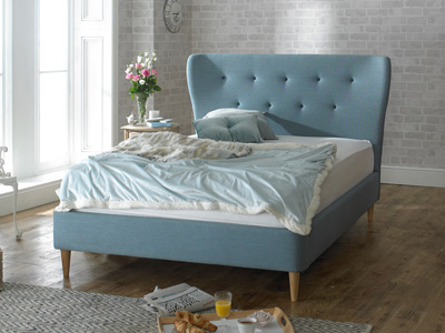 Limelight Beds Aurora 6FT Superking Fabric Bedframe