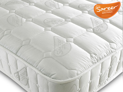 Sareer Orthopaedic 4FT Small Double Mattress