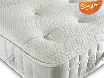 Sareer Memory Coil 5FT Kingsize Mattress