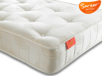 Sareer Pocket Sprung 3FT Single Mattress