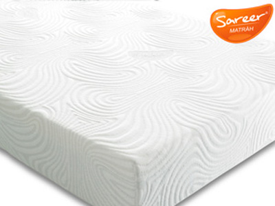 Sareer Latex Foam 5FT Kingsize Mattress