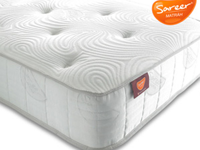 Sareer Latex Coil 4FT Small Double Mattress