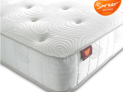 Sareer Latex Pocket 5FT Kingsize Mattress