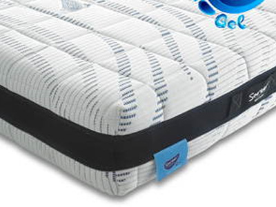 Sareer Gel Memory Foam 4FT 6 Double Mattress