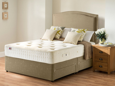 Rest Assured Audley 800 6FT Superking Divan Bed