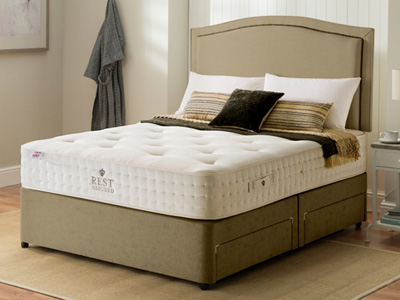 Rest Assured Northington 2000 5FT Kingsize Divan Bed