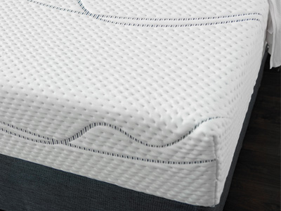 Giltedge Beds Pocket Cool Blue 4FT 6 Double Mattress