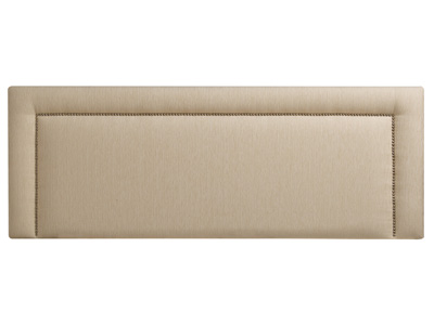 Stuart Jones Mars Studded 4FT Small Double Fabric Headboard
