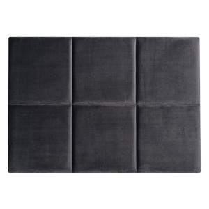 Stuart Jones Manhattan 6FT Superking Fabric Headboard