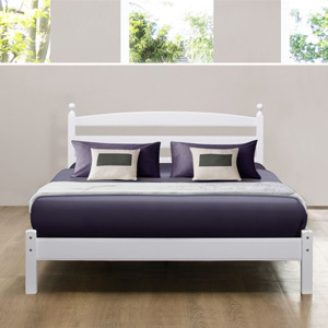 Birlea Oslo 4FT 6 Double Wooden Bedstead