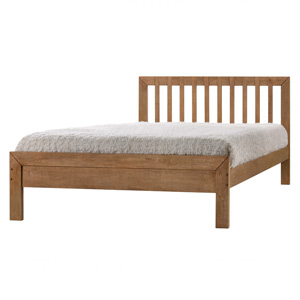 Flintshire Drury 5FT Kingsize Wooden Bedstead
