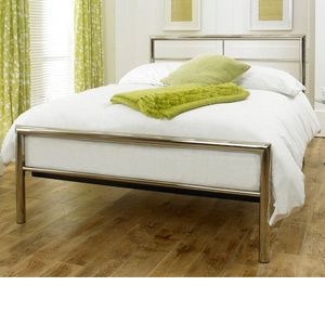 Limelight Beds Celestial 5FT Kingsize Metal Bedstead