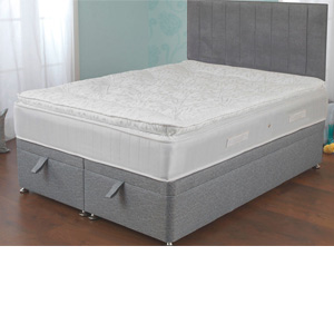 Sweet Dreams Grand 1000 3FT Single Divan Bed