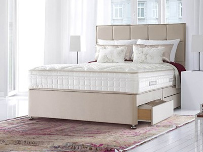 Sealy Jubilee Deluxe 6FT Superking Divan Bed