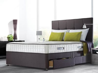 Sealy Jubilee Ortho 4FT 6 Double Divan Bed
