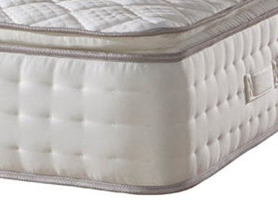 Deluxe Beds Savona Pillow Top 1500 5FT Kingsize Mattress