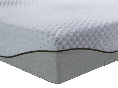 Serenity Serene Cool Gel  2000 5FT Kingsize Mattress